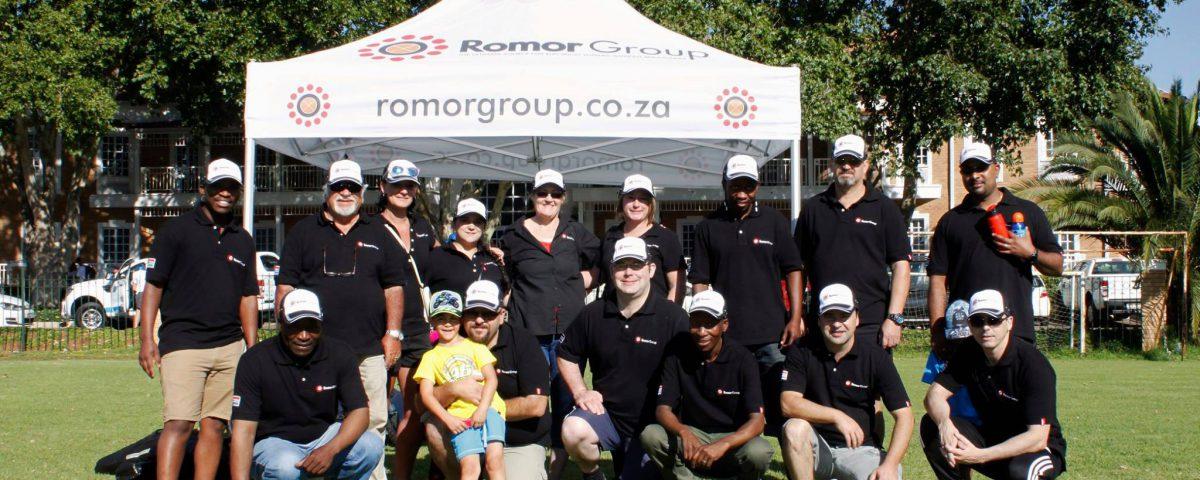 Balwin Charity Hat Walk in Johannesburg