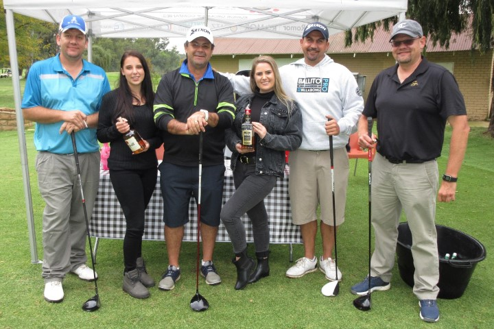 Golf Charity Day 2018